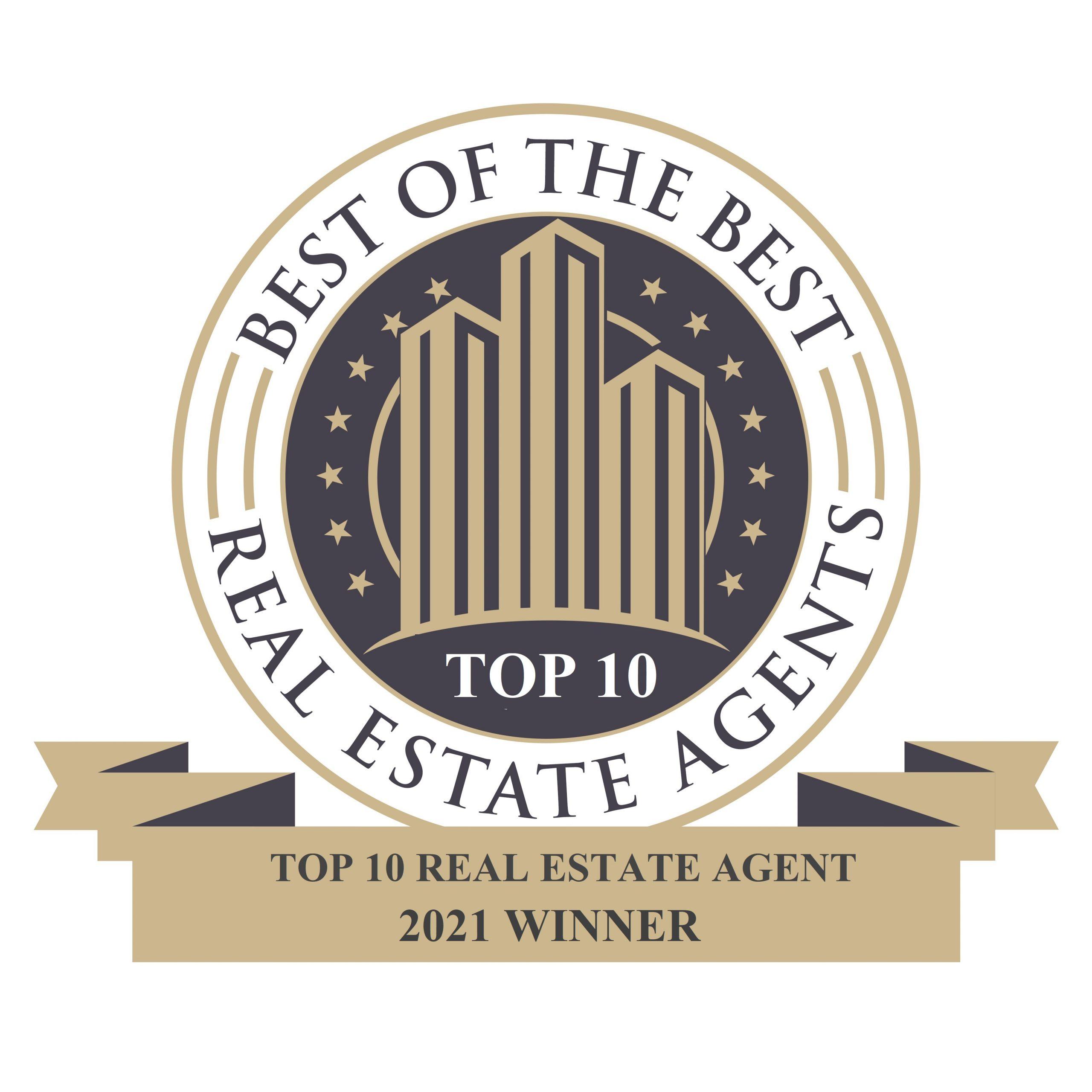 Top 10 Badge Agent 2021